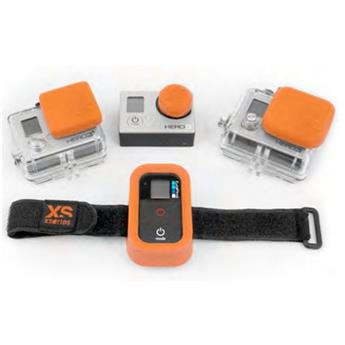 Protection Caméra GoPro XSORIES Patch pod Orange