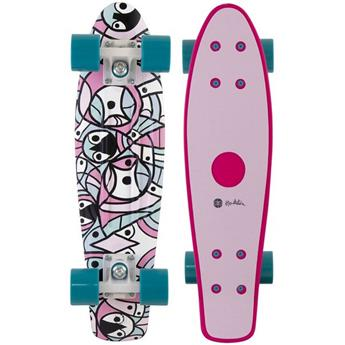 Skateboard Cruisers   PENNY SKATEBOARDS 22´ Pendleton Wave Pink Bleu