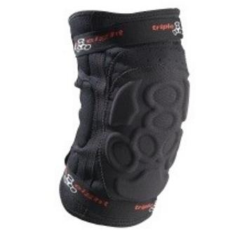 Genouillères TRIPLE EIGHT SKATEBOARD Exoskin Knee Pad