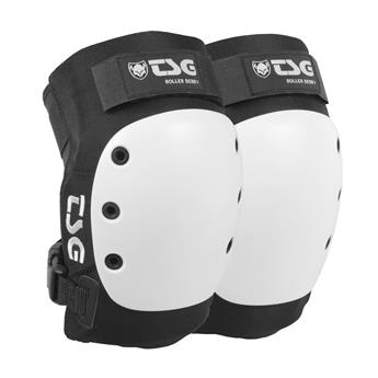 Genouillères TSG TECHNICAL SAFETY GEAR  Derby 2.0 Black Kneepad