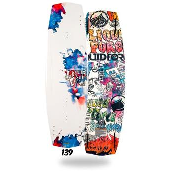 Wakeboard SUPER TRIP - LIQUID FORCE 2014 Neuf - Taille 135 cm