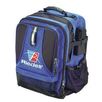 Sac Roller Derby RIEDELL Backpack Black  Bleu Noir