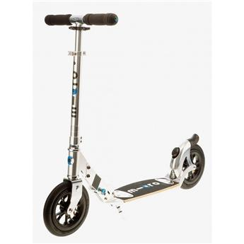 Trottinette Adulte   MICRO Flex Wood 200 Air Gris