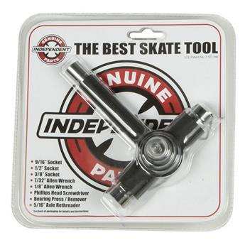 Outil montage Skateboard INDEPENDENT  Tool Best Skate Tool Black