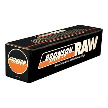 BRONSON Speed Co Roulements  Jeu De 8  Raw