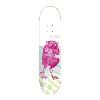 Plateau Skateboard HABITAT Deck Mark Suciu ´´Anima Mundi´´ 8´´ Rose
