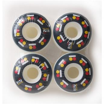 Roue Skateboard PLAN B Wheels  Jeu De 4  Icon 53mm