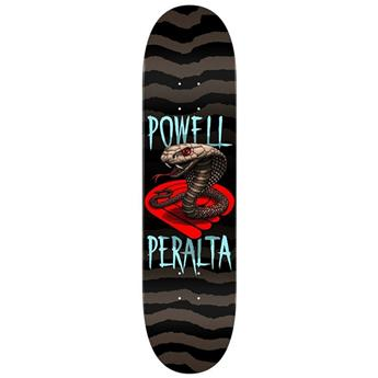 Plateau Skateboard POWELL PERALTA Deck Ps Cobra Blue 8.25 X 31.95