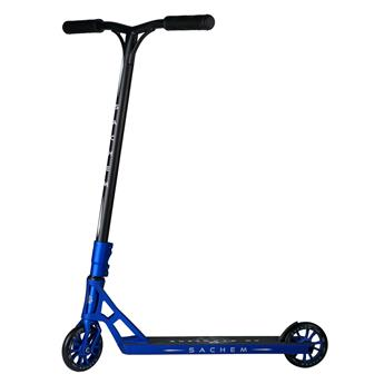 Trottinette Freestyle AO SCOOTERS Sachem Complete Blue Black bleu