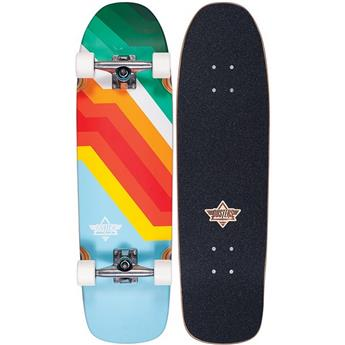 DUSTERS CALIFORNIA Complete Cruiser Grind Ziggy 30.75 Multi