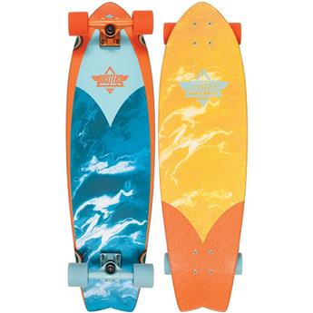 DUSTERS CALIFORNIA Complete Cruiser Kosher 33 Orange Blue