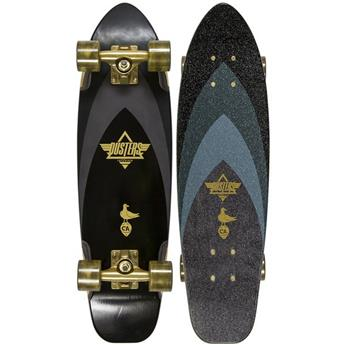 DUSTERS CALIFORNIA Complete Cruiser Bird Raven 27 Black Gold