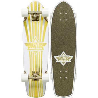 DUSTERS CALIFORNIA Complete Cruiser Keen Prism 31 White Gold