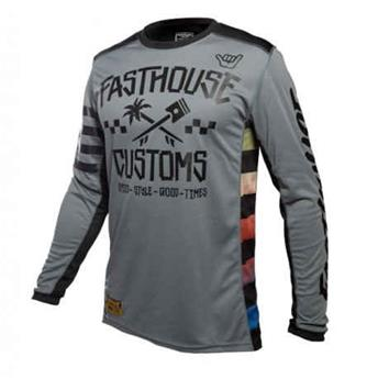 maillot moto FASTHOUSE  hawk grey