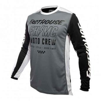 maillot moto FASTHOUSE  phaze grey