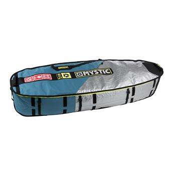Boardbag surf MYSTIC Triple Wave 425 Pewter