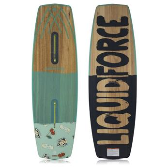 Planche wakeboard LIQUID FORCE BUTTERSTICK  144 Occasion A TEST LILLE