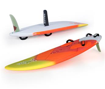 Board Windsurf STARBOARD ATOMIQ DUO 2018 114 Litres