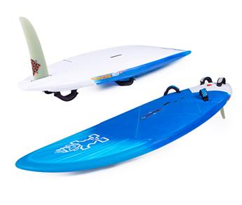 Board Windsurf STARBOARD GO 3DX 2018