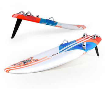 Board Windsurf STARBOARD FORMULA ONE 3DX 2018