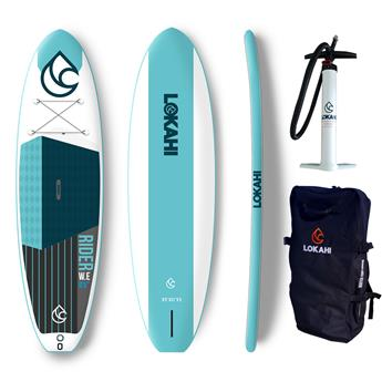 Sup Gonflable LOKAHI W.E RIDER 9´5´´ 190 L