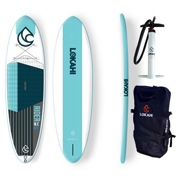 Stand Up Paddle Gonflable LOKAHI W.E RIDER 10´´ 218 L Blue