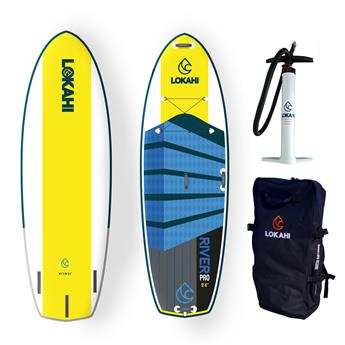 Sup Gonflable LOKAHI PRO RIVER 9´4´´ x 34´´ x 5´´ 210 L