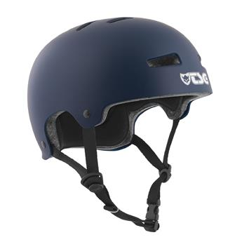Casque TSG TECHNICAL SAFETY GEAR  Evolution Solid Colors Helmet Bleu