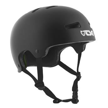 Casque TSG TECHNICAL SAFETY GEAR  Evolution Solid Colors Helmet Noir