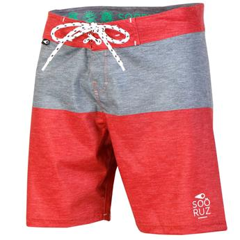 Boardshort SOORUZ 18 NOISE Red