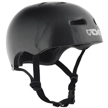 Casque TSG TECHNICAL SAFETY GEAR  Skate/Bmx Injected Colors Helmet Noir