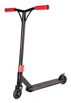 Trottinette Freestyle Complète BLAZER PRO Distortion Series Black Red