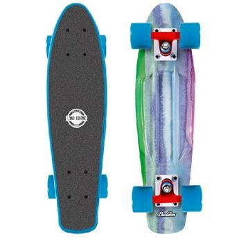 Skateboard Cruisers   LONG ISLAND LONGBOARDS Colors 22´´ Buddies All Over Grip