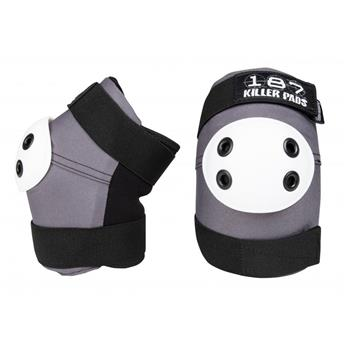Coudière 187 Elbow Pad Grey/White
