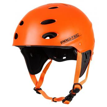Casque Wakeboard, Kitesurf et Windsurf PRO-TEC Ace Wake Hot Magma Orange