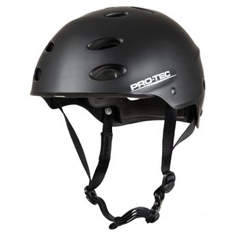 Casque Wakeboard, Kitesurf et Windsurf PRO-TEC Ace Water Rubber Black