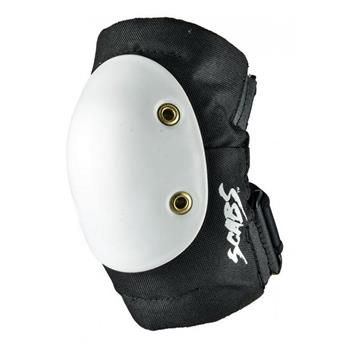Coudière SMITH SCABS Elite Elbow Pad Black/White