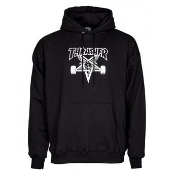 Sweat shirt THRASHER SK8 Goat Black