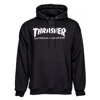 Sweat shirt THRASHER Skate Mag Hoodie Black