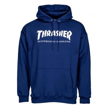 Sweat shirt THRASHER Skate Mag Hoodie Navy