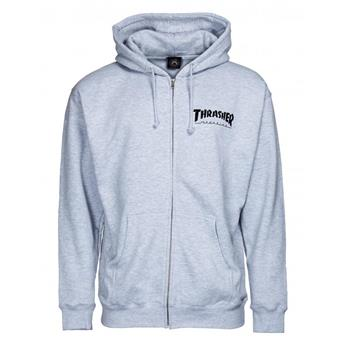 Sweat shirt THRASHER Logo Grey