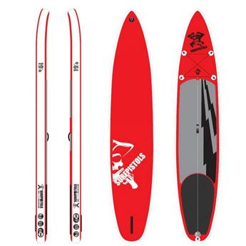 Sup gonflable SURFPISTOLS ISUP 12´6´´x30´´x6´´ - 300 litres