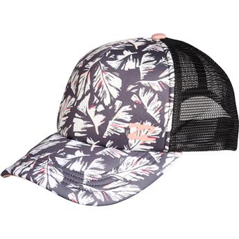 Casquette BILLABONG TROPICAP 1810 FEATHER BLACK PEBBLE
