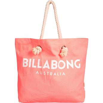 Sac à Main BILLABONG ESSENTIALS TOTE 5686 NEON PEACH