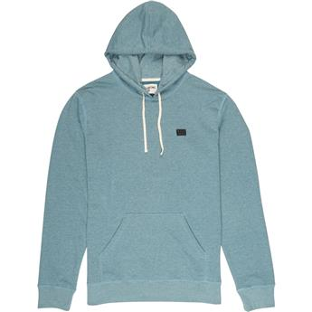 Sweat à Capuche BILLABONG ALL DAY PULLOVER 1760 HYDRO HEATHER