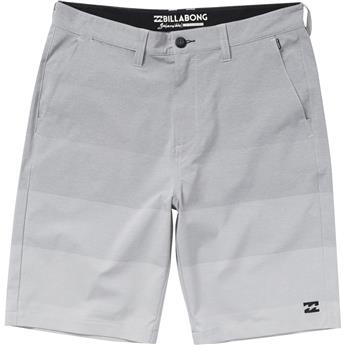 Walkshort BILLABONG CROSSFIRE X FADERADE 4 SILVER