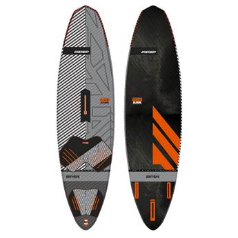 Board Windsurf RRD FREESTYLE WAVE BLACK RIBBON V5