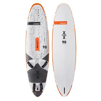 Board Windsurf RRD  X-FIRE LTD V10