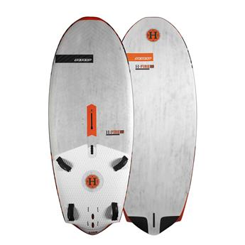 Board Windsurf Foil RRD H-FIRE wood 150 litres (largeur 91cm)