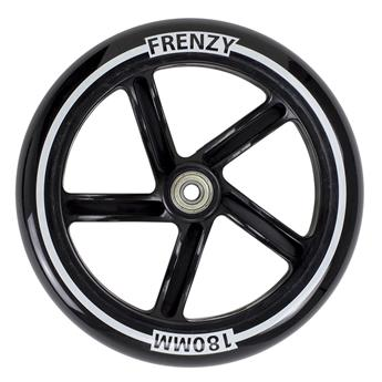 Roue Trottinette FRENZY Wheels 180mm Black